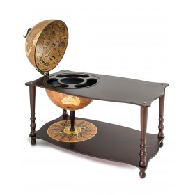 "U.050 Глобус-бар со столиком ""Микеланджело"", d.50"