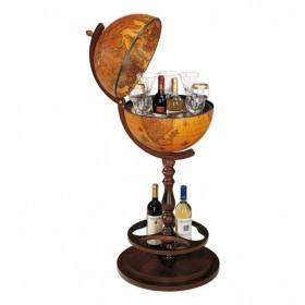 33 Глобус-бар на 1-й ножке, диам.40см,46*101h