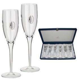 """Набор бокалов для шампанского """"Lux"""""""
